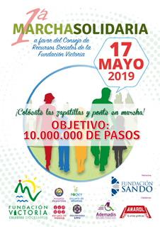 1ª Marcha Solidaria